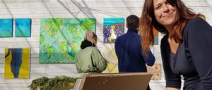 Ingela - Konst i Glashuset
