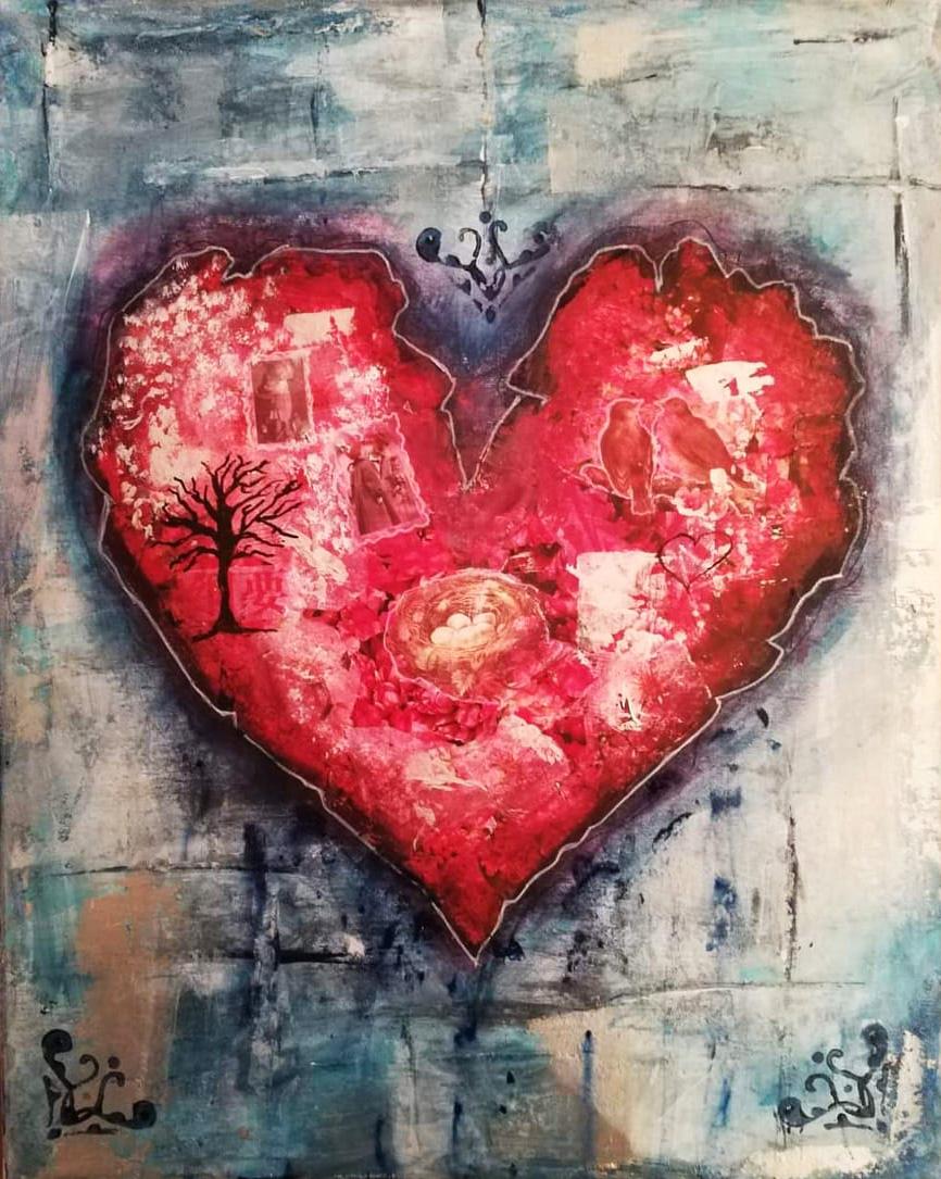 Ett värmande hjärta